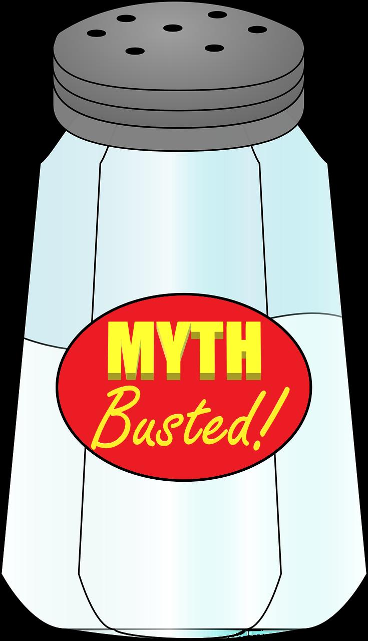 Busting the Saltwater Pool Myth