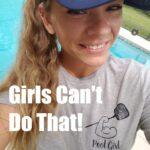 Pool Girl Power 👉💪