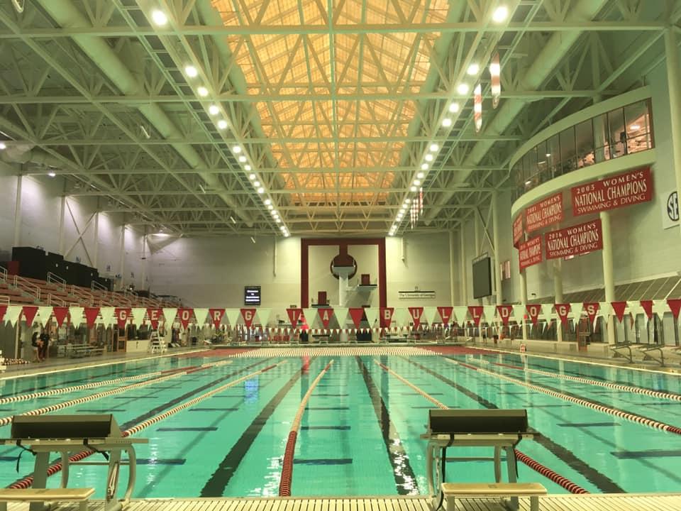 Them Dawgs Can Swim!