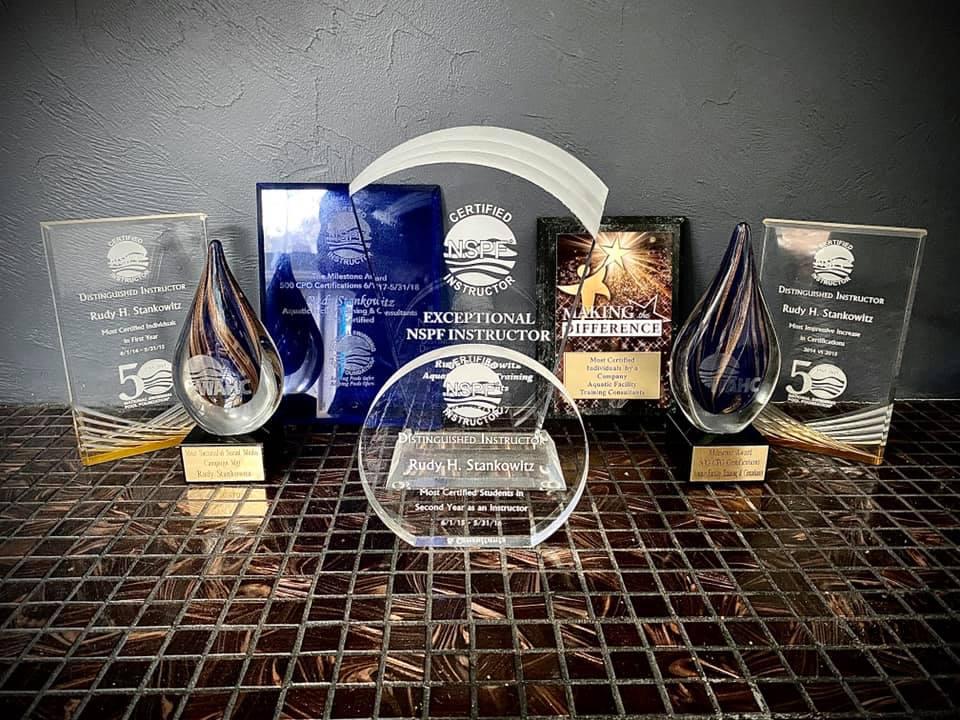 Award Winning CPO Instructor Rudy Stankowitz