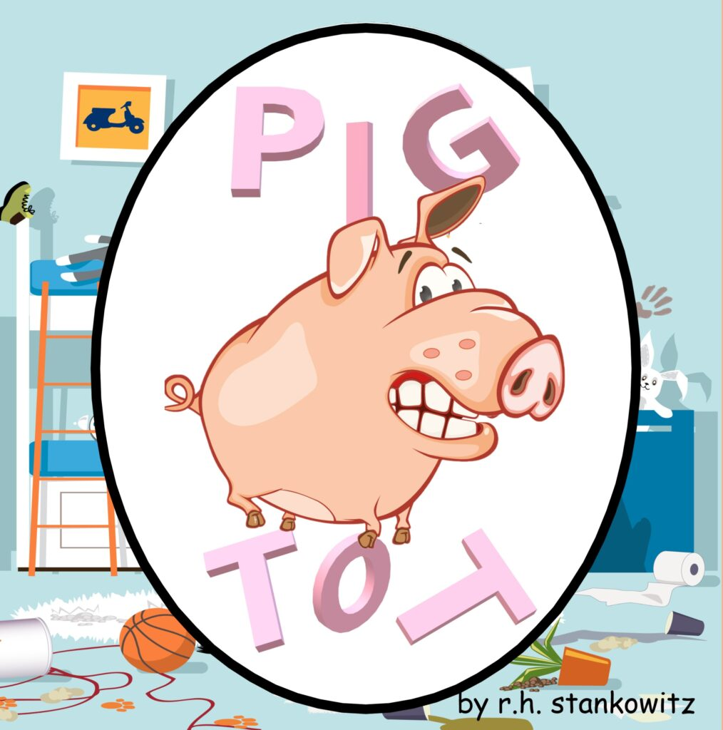 Pig Tot children's book