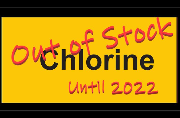2021 U.S. Chlorine Shortage