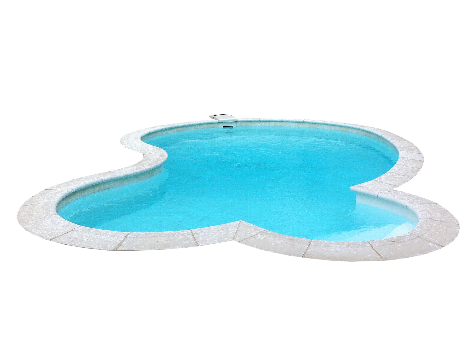 CALCULATE POOL GALLONS CHEMICALLY